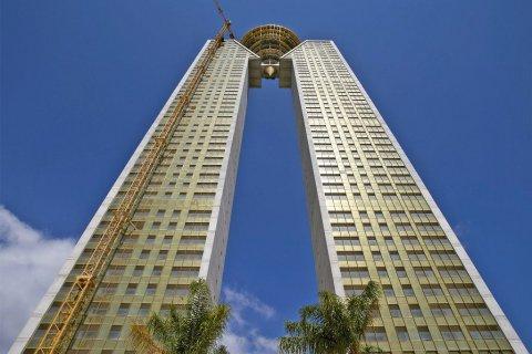 Известный небоскрёб в Бенидорме будет достроен