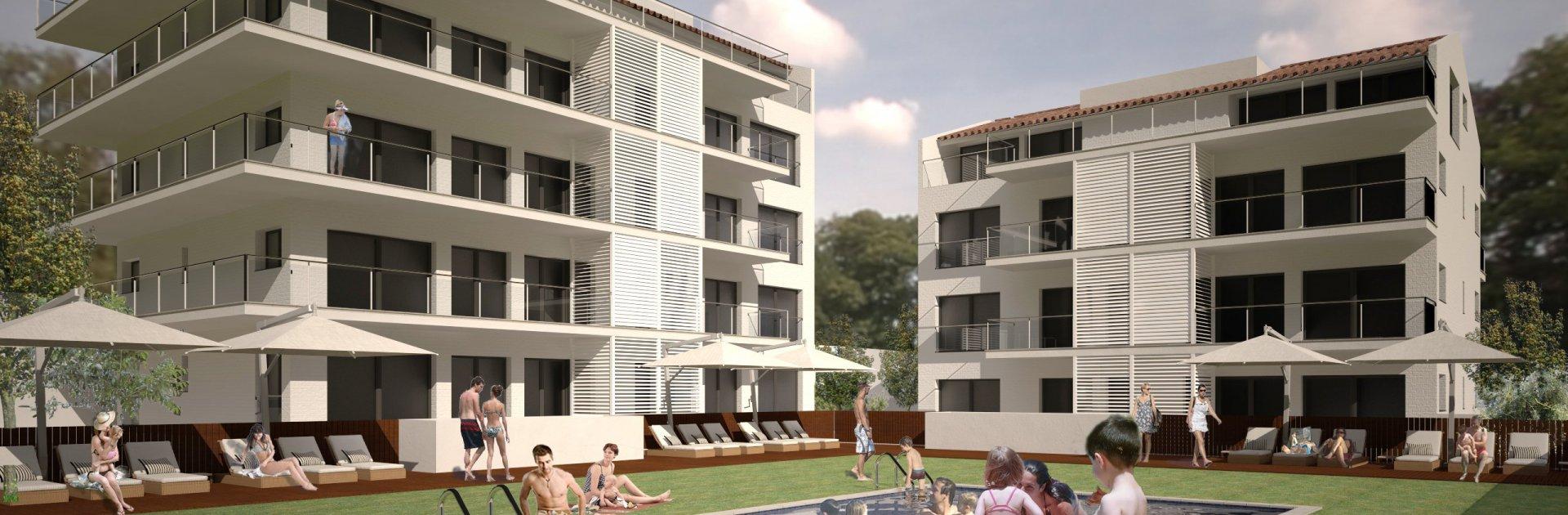 c08556845afa9 Новые квартиры 116-183 м2 с 4 спальнями с просторными террасами в Тиана